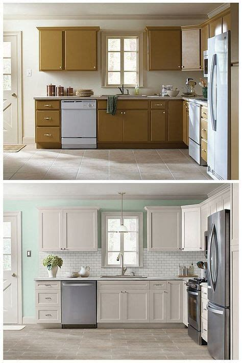 Diy Kitchen Cabinet Refacing Ideas Best 25 Diy Cabinet Refacing Ideas On Pinterest Updating Cabinets Classic Picture Frames And