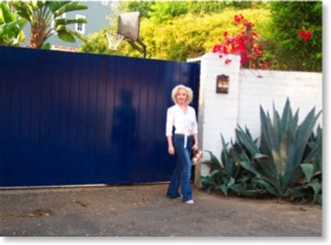 Marilyn Monroe House Address by Marilyn In Los Angeles