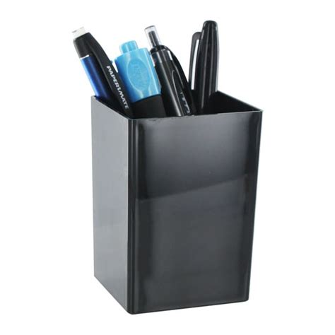 pencil holder for desk desk accessories overstock com shopping the best