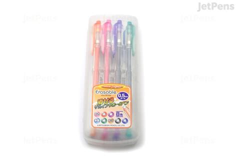 0 5mm Gel Pen Set uni signo erasable gel pen 0 5 mm 8 color set