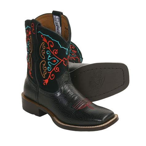 ariat toe boots ariat rodeobaby square toe boots for 3266m save 35
