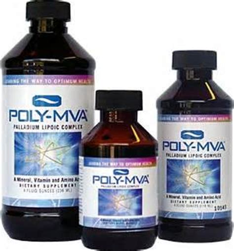 Poly Mba by Poly Mva Harnessing Antioxidant Power For Vibrant Health