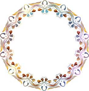 decorative flowers free vector graphic decorative ornamental floral free