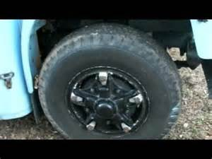 Dayton Truck Wheel Wedges Dayton Spoke Type Wheel Changing Info