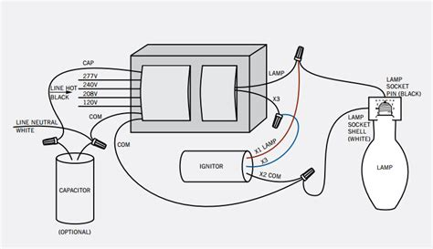 hps lighting wiring diagram get free image about wiring