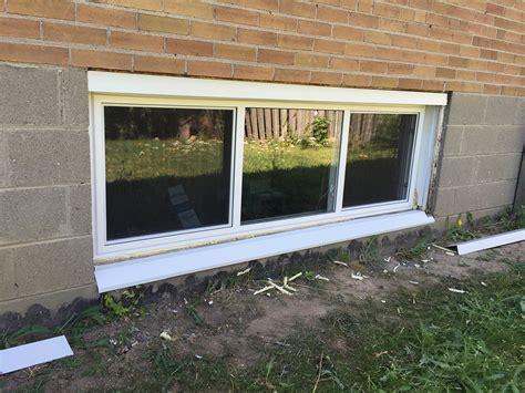 windows and doors toronto window replacement quality basement windows doors in