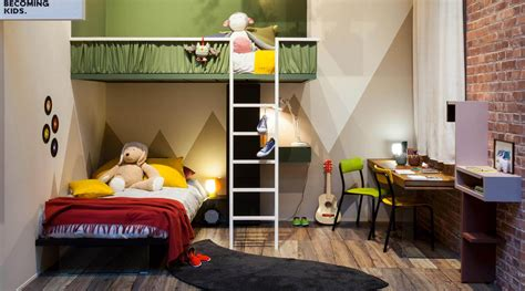 mobili per cameretta mobili per arredare la cameretta dei bambini lago design