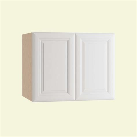 Home Decorators Collection Kitchen Cabinets Home Decorators Collection Brookfield Assembled 30x24x24 In Door Wall Kitchen Cabinet In