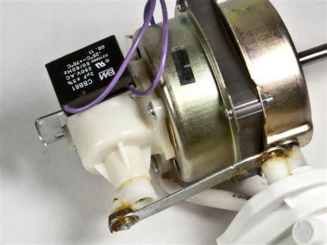 gd midea ft30 3d oscillation mechanism replacement ifixit