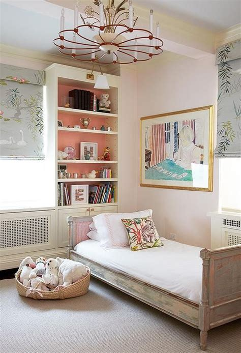 girls french bedroom french girl s bedroom boasts a window dressed in a gray