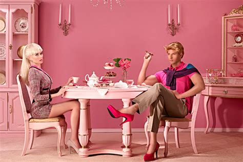real life barbie doll house barbie and ken s real life marriage revealed in shocking photos