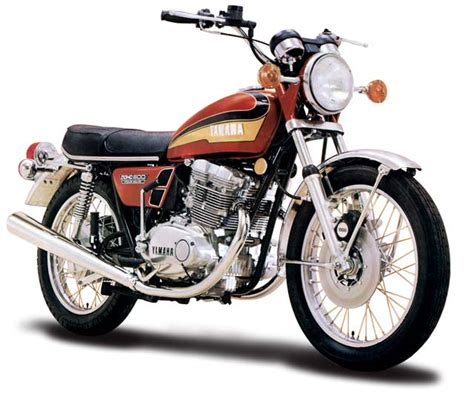 Japan Classic Motorrad by The Yamaha Tx500 Classic Japanese Motorcycles