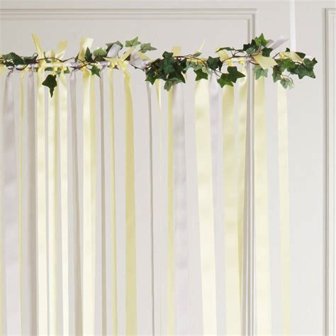 Wedding Backdrop Yellow by Yellow And Grey Wedding Backdrop By Just Add A Dress