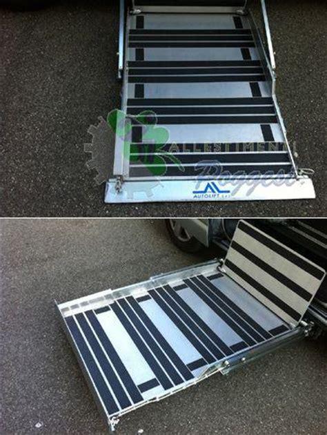 pedane per carrozzine disabili pedana sottoscocca f900 ausili per disabili e anziani