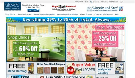 Steves Blinds Coupon Code Stevesblindsandwallpaper Coupon Code Coupon Code