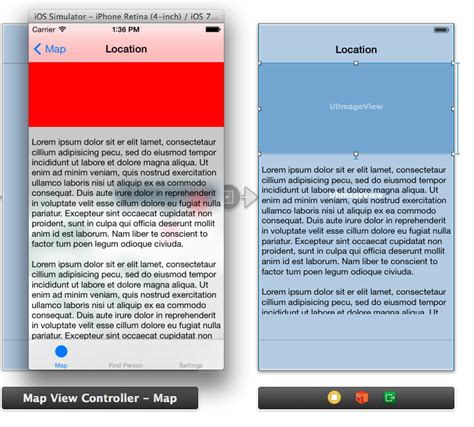 ios top layout guide wrong ios auto layout constraints incorrect until screen