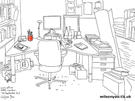 Sketch Furniture Lets You Draw A Then Nap On It by My Office 5th September 2012 Wilson Yau I Draw Teach