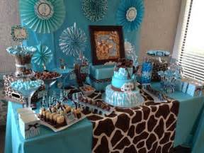 ideas for decoration ideas for baby shower boy 5504
