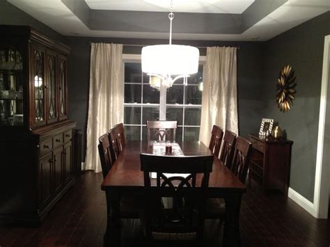 dining room kendall charcoal house