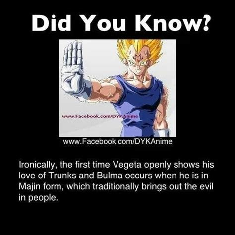 The A To Z Of You And Me Englishpb vegeta fact