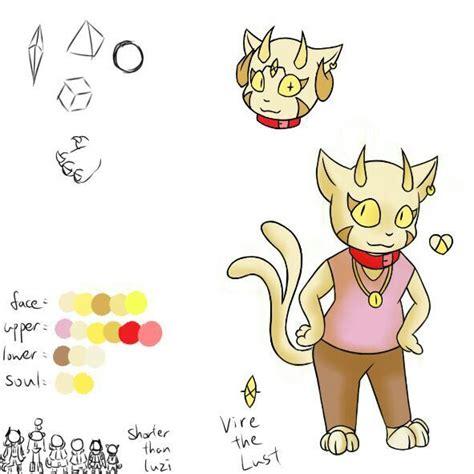 doodle vire oc and comic stuff undertale amino