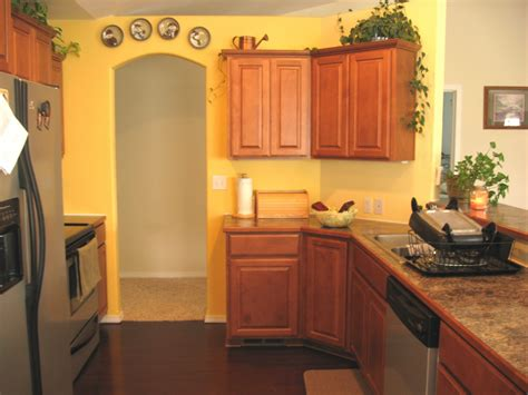 kitchens painted yellow yellow kitchen basement floor plans