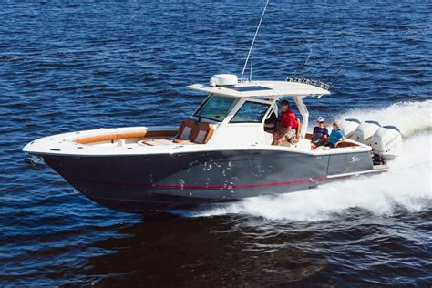 scout boats jacksonville fl 2019 scout 355lxf power boat for sale www yachtworld