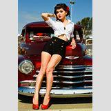 Rockabilly Pin Up Girl Wallpaper   683 x 1024 jpeg 377kB