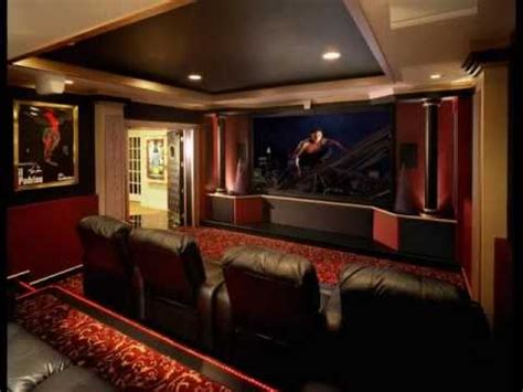 theater rooms   household youtube