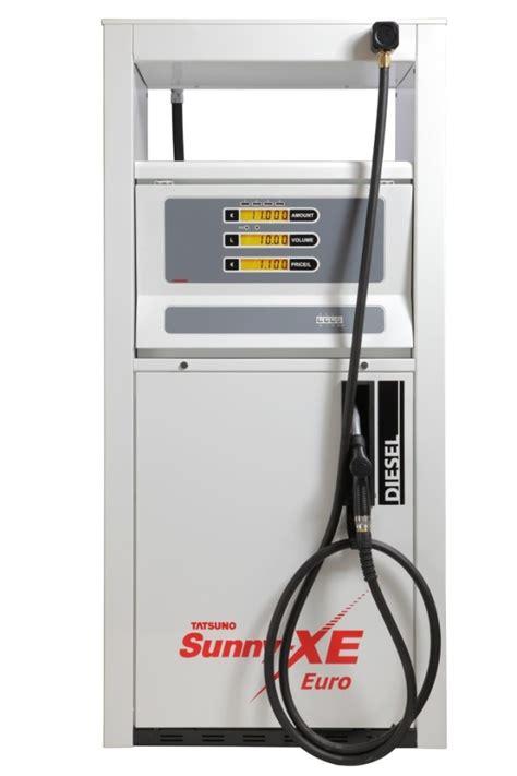 Dispenser Tatsuno fuel dispensers xe