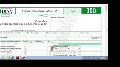 base o topes declarar renta ano 2016 topes para declarar iva 2016 como llenar el formulario 300