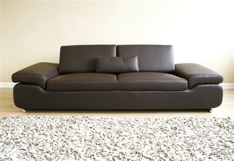 Wholesale Leather Couches by Wholesale Interiors Luxury Sofa Leather Sofa Recliner Luxury 3seater Brown Homelement