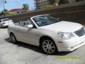 2008 Chrysler Sebring Convertible 2008 Chrysler Sebring Pictures Cargurus