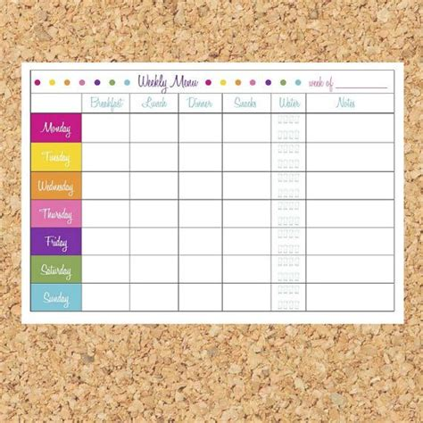 free printable food diary uk 52 best diet pages images on pinterest planners fitness