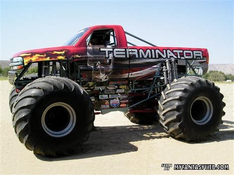 100 Monster Trucks Crashes Videos Mean Monster