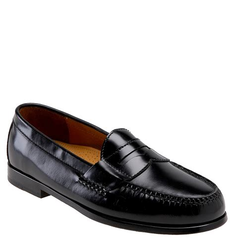 cole haan loafers cole haan mens pinch air loafer in black for lyst
