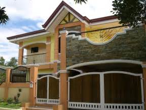 Small modern house designs philippines