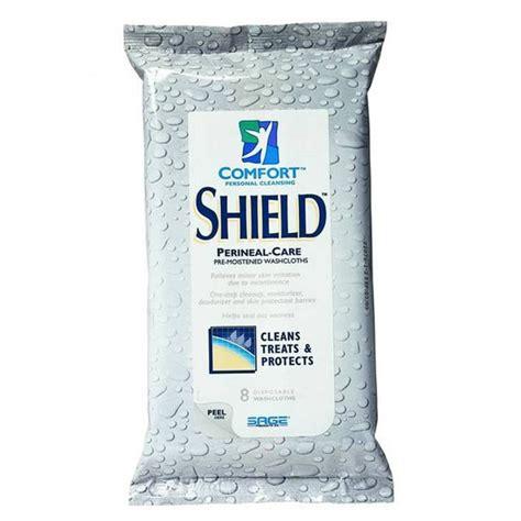 comfort barrier cream cloths sage comfort shield incontinence barrier cream cloths on