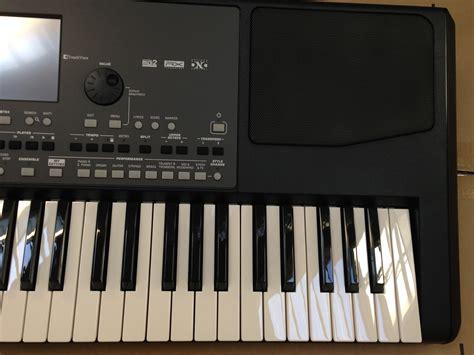 Keyboard Korg Pa600 Baru korg pa600 image 772393 audiofanzine