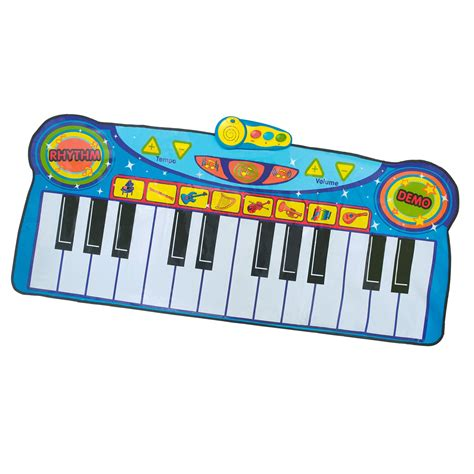 piano mat with lights winfun step to play jumbo piano mat musical