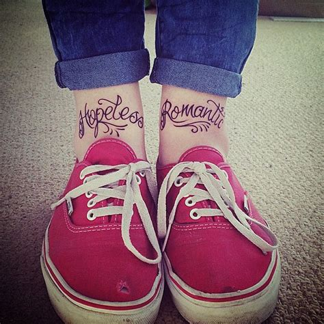 hopeless romantic tattoo hopeless best design ideas