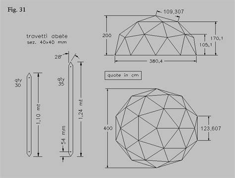 cupola geodetica legno come costruire una cupola geodetica ha39 187 regardsdefemmes