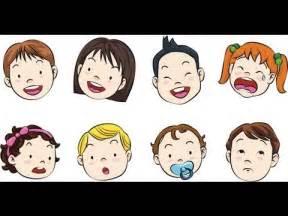 imagenes niños dibujos la cara vocabulario del cuerpo para ni 241 os youtube