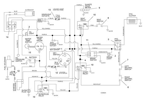kubota b7510 wiring diagram 27 wiring diagram images
