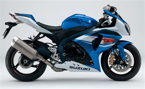 Suzuki Gixxer 2013 2012 Suzuki Gsxr 1000 Drops 4lbs Boosts Mid Range