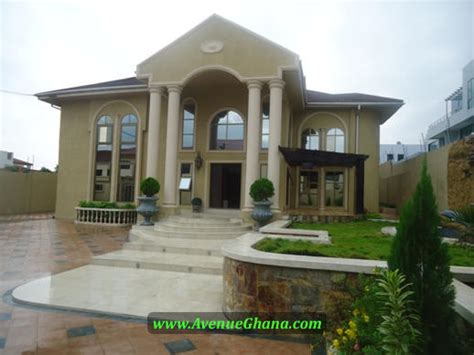 6 bedroom house for rent 6 bedroom house with 2bed outhouse for rent in cantonments