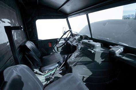 Unimog Cer Interior by 1968 Mercedes Unimog Truck 139081