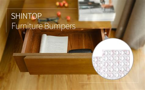 shintop furniture bumpers clear adhesive bumper pads