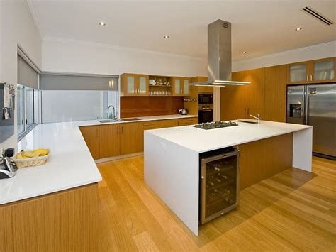 Australian Kitchens Designs Stainless Steel In A Kitchen Design From An Australian Home Kitchen Photo 329220