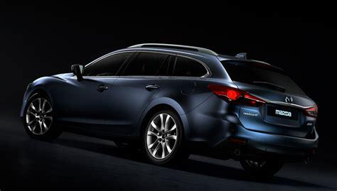 mazda 6 exterior mods opvallende luxe sportbreak met kodo design auto styling